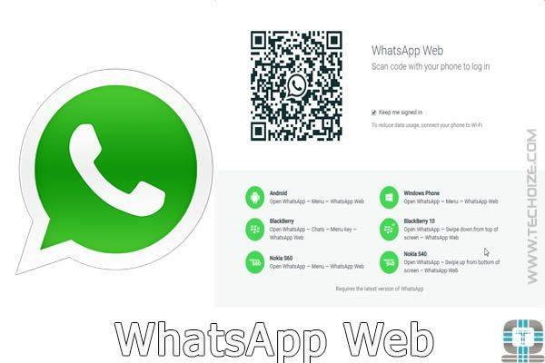 WhatsApp Web Information