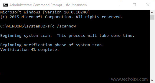 Sfc-Scan-Now-Windows-10