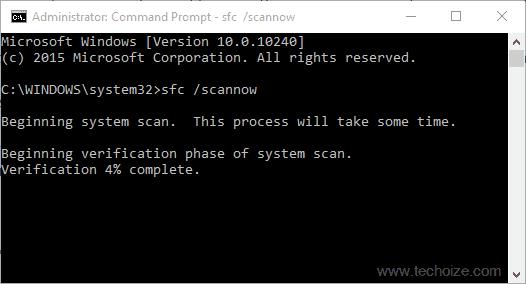 Sfc-Scan-Now-Windows-10