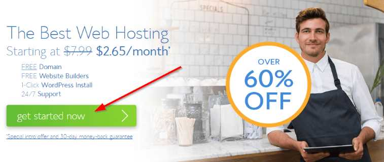 Bluehost Cyber Monday Sale Discount Coupon Code